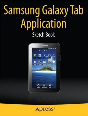 Samsung Galaxy Tab Application Sketch Book by Dean Kaplan