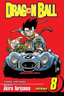 Dragon Ball, Vol. 8 by Akira