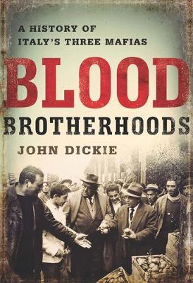 Blood Brotherhoods book