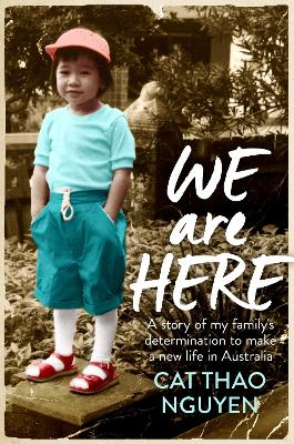 We Are Here book