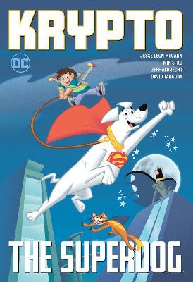 Krypto the Superdog book