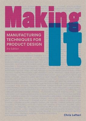 Making It Third Edition book