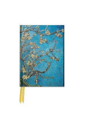 Van Gogh: Almond Blossom (Foiled Pocket Journal) by Flame Tree Studio