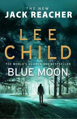 Jack Reacher: #24 Blue Moon book