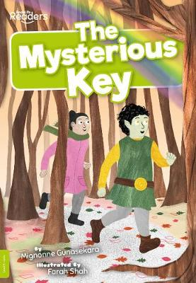 Mysterious Key book