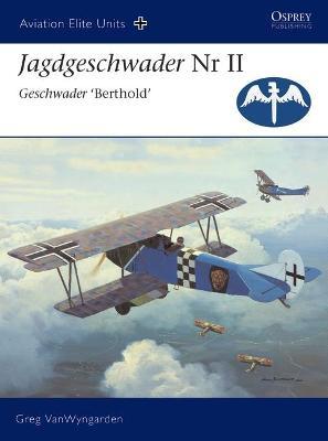 Jagdgeschwader II Geschwader 'berthold' by Greg VanWyngarden