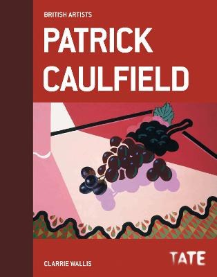 Patrick Caulfield (British Artists) by Clarrie Wallis