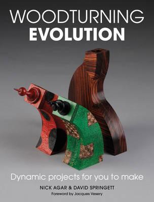 Woodturning Evolution book
