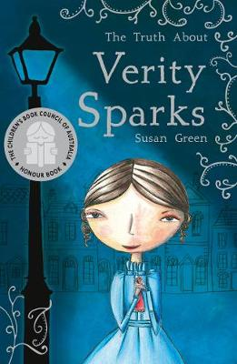 The Truth About Verity Sparks by Susan Green