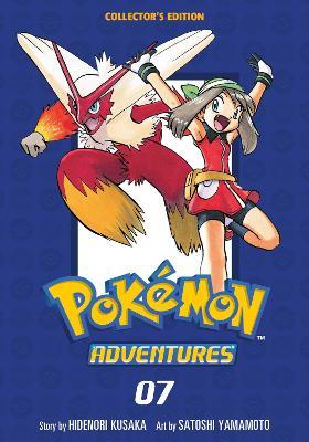 Pokemon Adventures Collector's Edition, Vol. 7 book