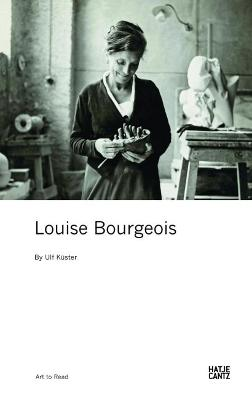 Louise Bourgeois by Ulf Kuster