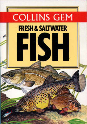 Gem Guide to Fresh and Salt Water Fish by Keith Linsell