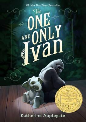The One and Only Ivan by Katherine Applegate