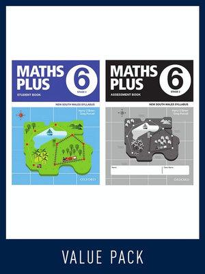 Maths Plus NSW Syllabus Student and Assessment Book 6 Value Pack, 2020 by Harry O'Brien