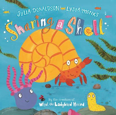 Sharing a Shell Big Book (Big Book) by Julia Donaldson