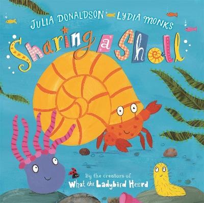 Sharing a Shell Big Book by Julia Donaldson