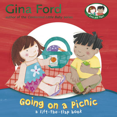 Going on a Picnic A Lift-the-Flap Book by Gina Ford