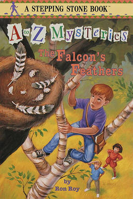Falcon's Feathers by Ron Roy