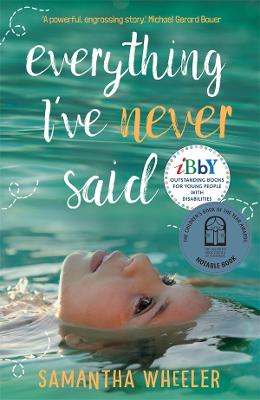 Everything I've Never Said book