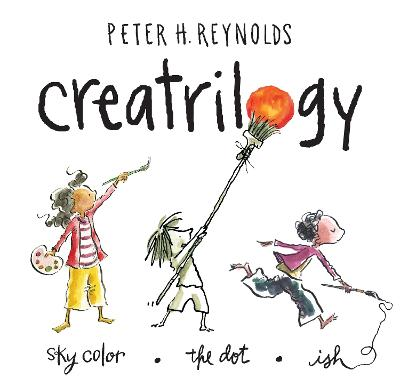 Creatrilogy Boxed Set by Peter H. Reynolds