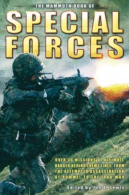 The Mammoth Book of Special Forces by Jon E. Lewis