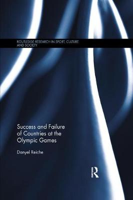 Success and Failure of Countries at the Olympic Games by Danyel Reiche