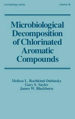Microbiological Decomposition of Chlorinated Aromatic Compounds book