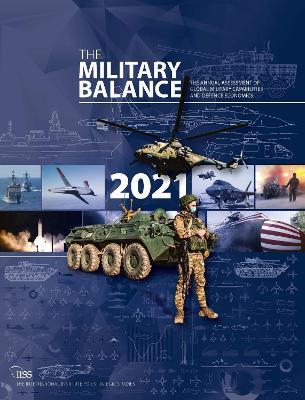 The Military Balance 2021 book