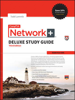 Comptia Network+ Deluxe Study Guide, 3rd Edition (Exam by Todd Lammle