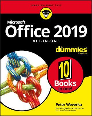 Office 2019 All-in-One For Dummies book
