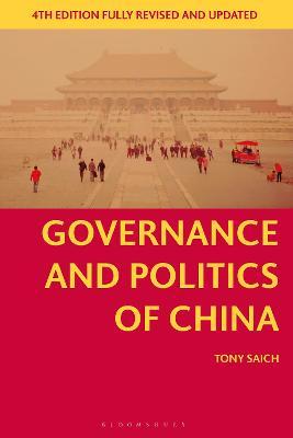 Governance and Politics of China book