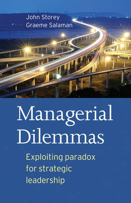 Managerial Dilemmas by John Storey