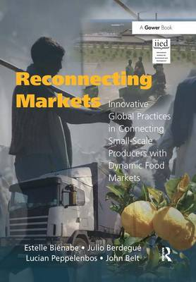 Reconnecting Markets book