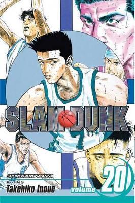 Slam Dunk, Volume 20 by Takehiko Inoue
