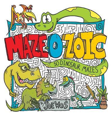 Maze-O-Zoic book