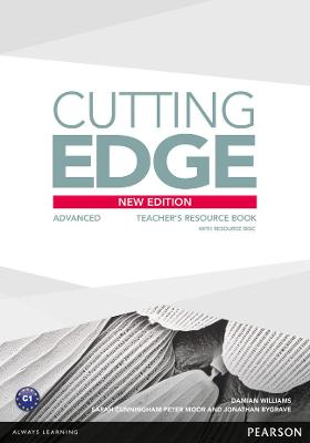 Cutting Edge Advanced New Edition Teachers Book for pack by Damian Williams