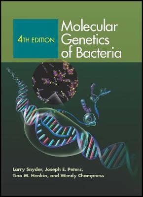 Molecular Genetics of Bacteria by Larry Snyder