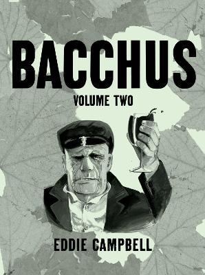Bacchus Omnibus Edition Volume 2 book