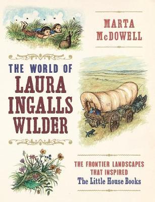 World of Laura Ingalls Wilder book