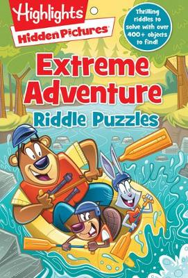 Extreme Adventure Riddle Puzzles by Highlights Press