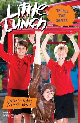 Little Lunch: Triple the Games book