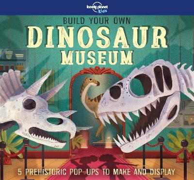 Build Your Own Dinosaur Museum book
