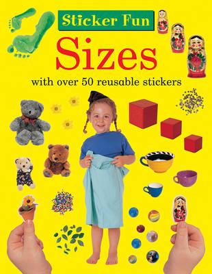 Sticker Fun - Sizes book