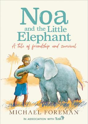 Noa and the Little Elephant book
