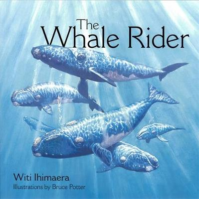 Whale Rider book
