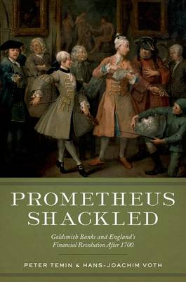 Prometheus Shackled by Peter Temin