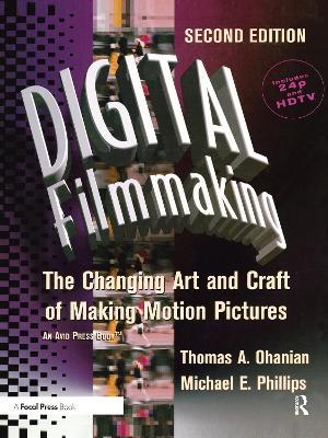 Digital Filmmaking book
