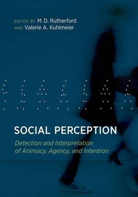 Social Perception by M. D. Rutherford
