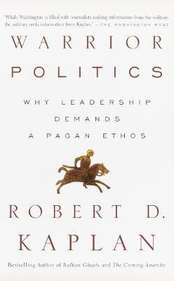 Warrior Politics book
