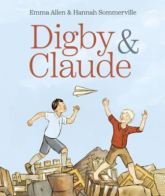 Digby & Claude book